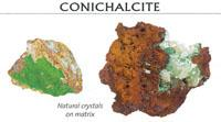 Benefits of CONICHALCITE