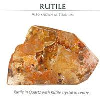 Benefits of RUTILE