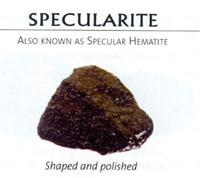 Benefits of SPECULARITE